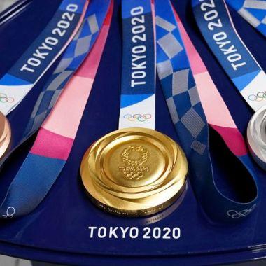 Tokyo 2020 medallero olímpico medallas