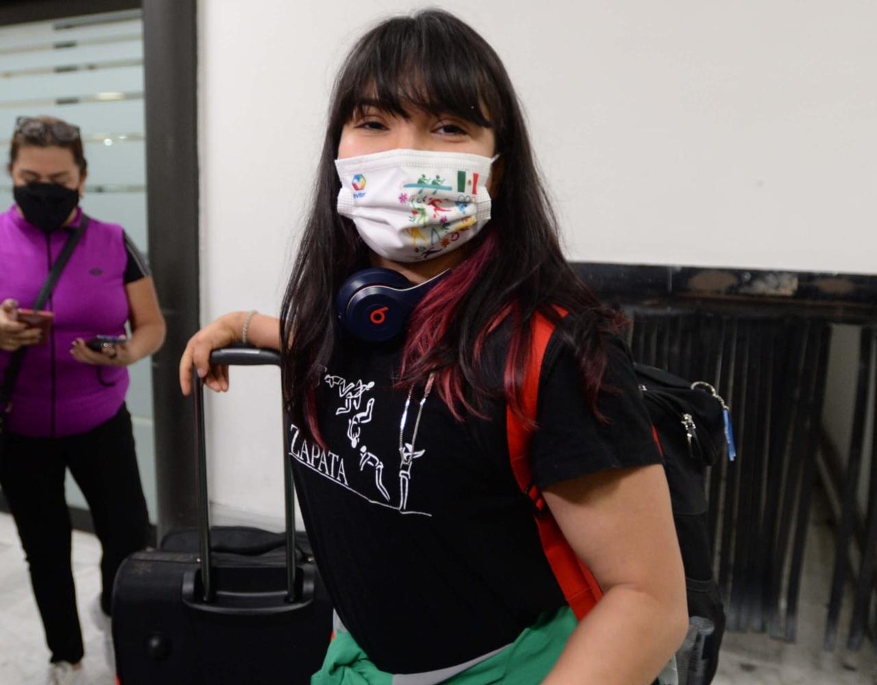 Alexa Moreno Tokyo 2020