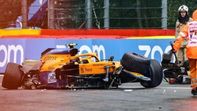 Lando Norris Fórmula 1