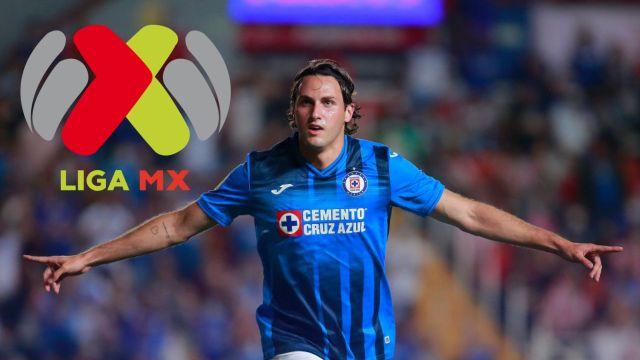 Santiago Giménez Liga BBVA MX juego de estrellas