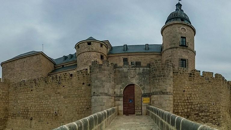Una visita al Archivo General de Simancas