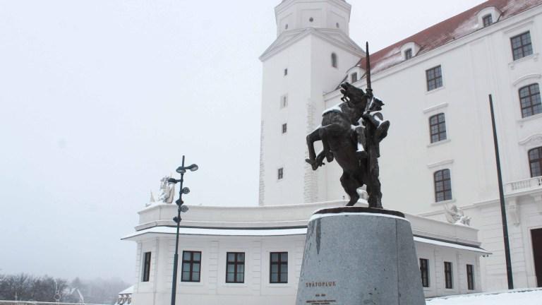 Bratislava en un día (desde Viena)