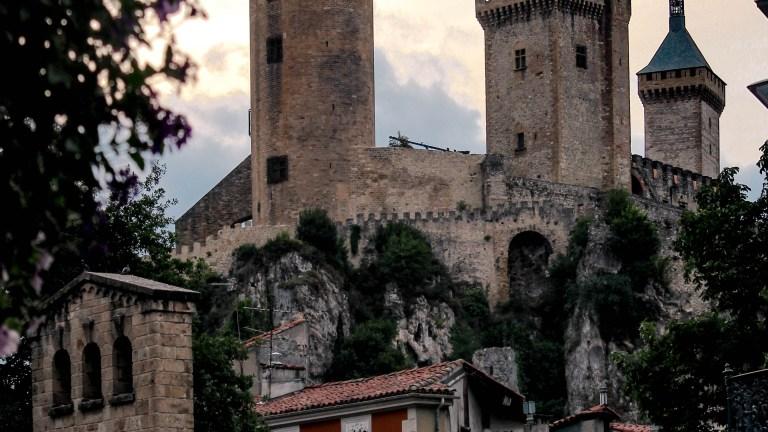 Foix   La bella capital del Ariège