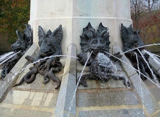 Monumento al Ángel Caído