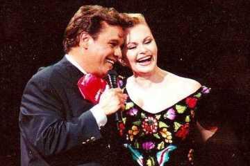 Rocio y Juan Gabriel
