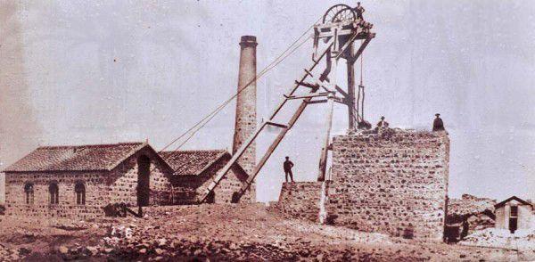 Mina de Los Quinientos (Linares)