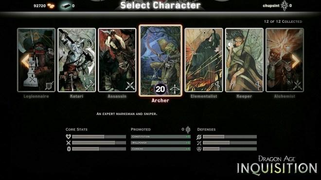 DAI personajes