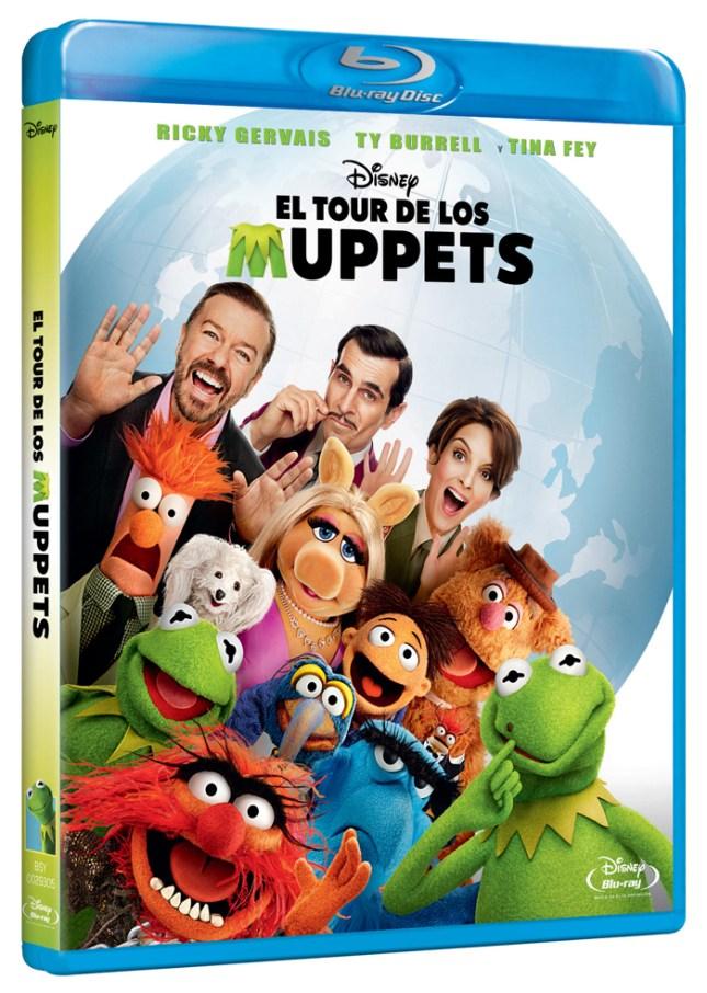 Muppets caratula