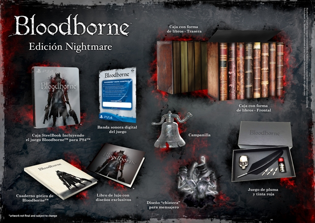 BloodBorne_nightmare_edition v4_CASTELLANO