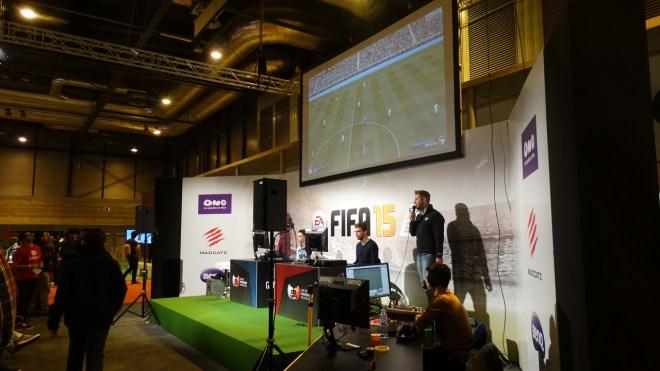 Gamergy Fifa 15