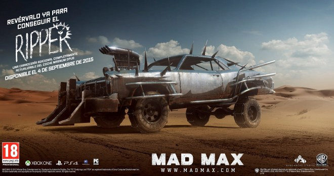 MadMax_Preorder_Ripper_ESP