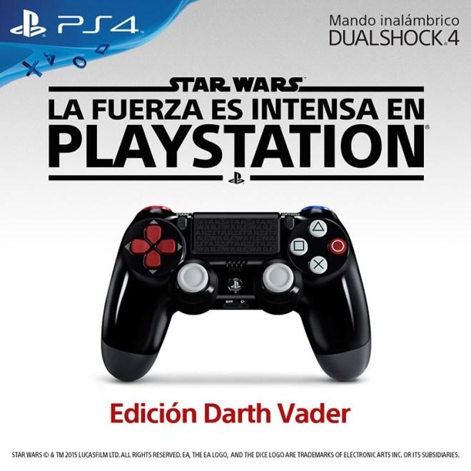 DS4 Darth Vader Edition 3