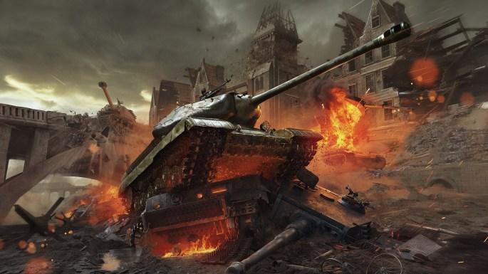 World of Tanks 01
