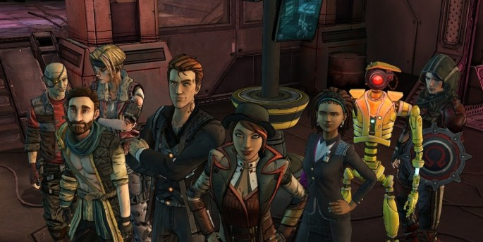 Tales from the Borderlands - 02