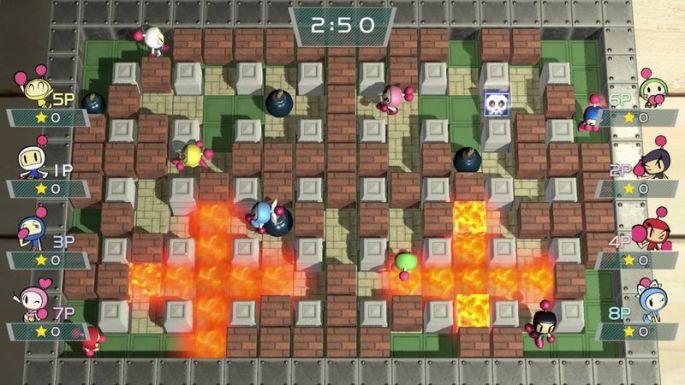 Super-Bomberman-R-Online 02