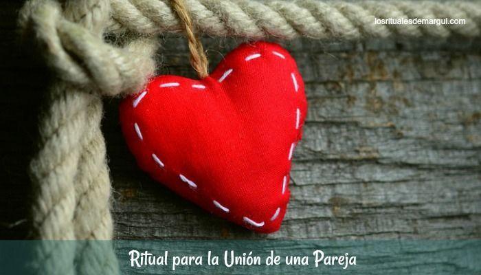 ritual union de pareja