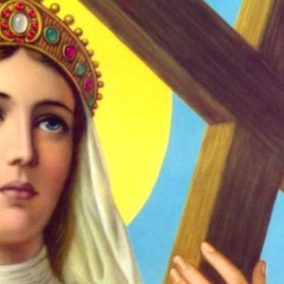 Ritual de Santa Elena para que vuelva un Amor