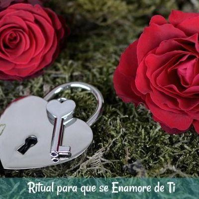 Ritual para que se Enamore de Ti