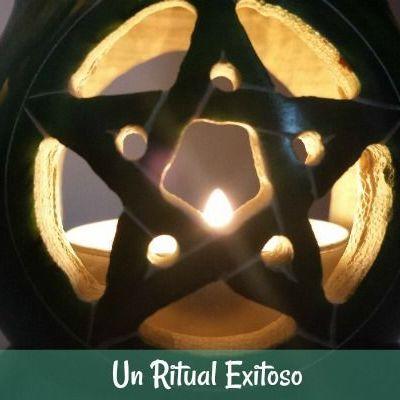 Los pasos para hacer un Ritual correctamente