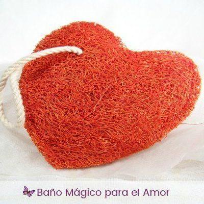 Baño para atraer el Amor