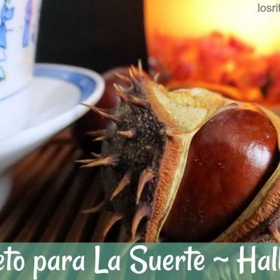 Amuleto para la Suerte en la Noche de Halloween