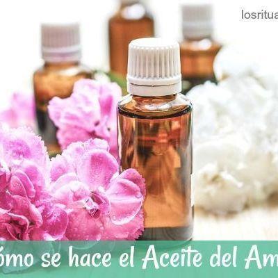 Aceite para el Amor