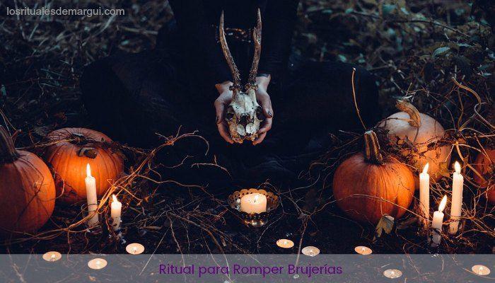Ritual para Romper Brujerías