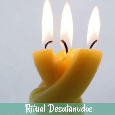 Ritual Desatanudos ~ Ritual con la Vela Nudo