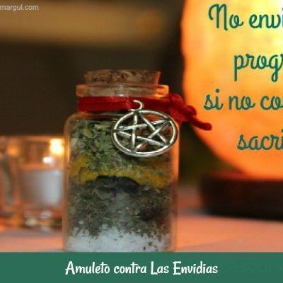 Amuleto contra Las Envidias