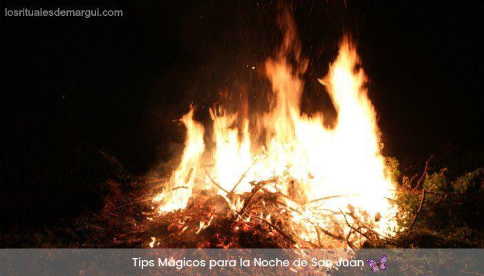 Tips Mágicos para la Noche de San Juan