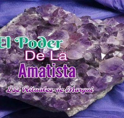 La Amatista~ Espiritual y Protectora