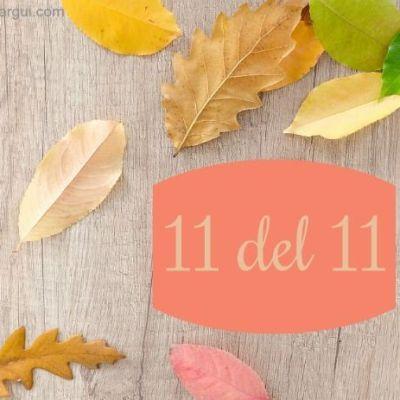 """"""" Hey Mira, es 11 del 11″ ( Un Nuevo Ciclo)"""