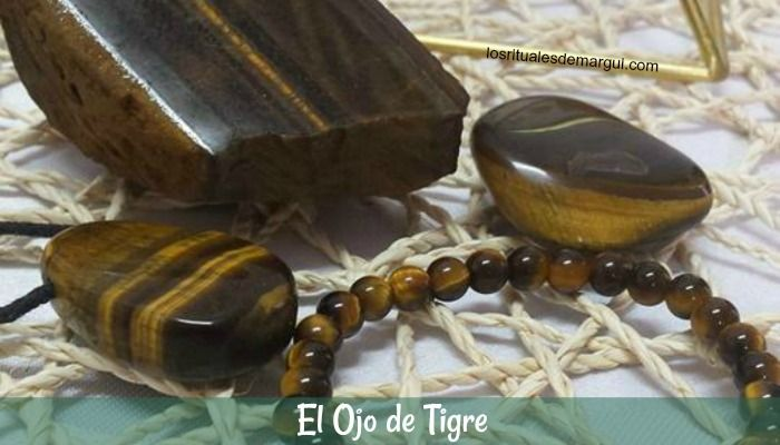 el ojo de tigre