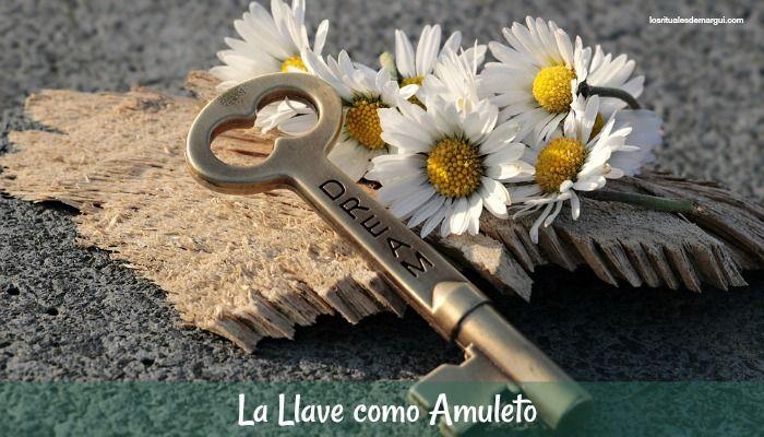 la llave como amuleto