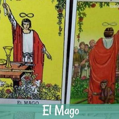Carta del Tarot El Mago