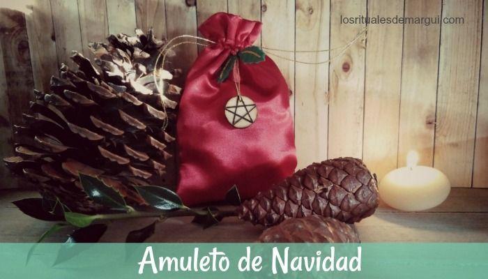 Amuleto de Navidad