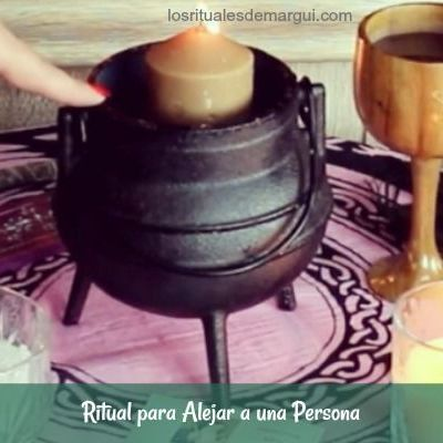 Ritual para Alejar a una Persona ~ Ritual de San Alejo