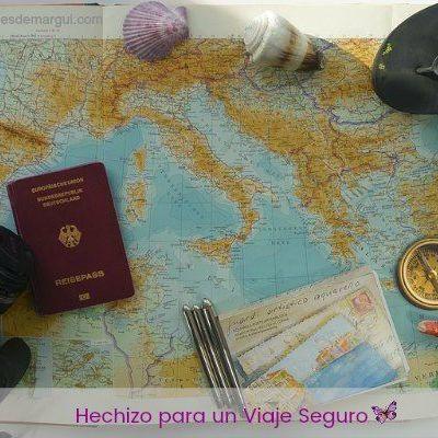 Hechizo para un Viaje Seguro