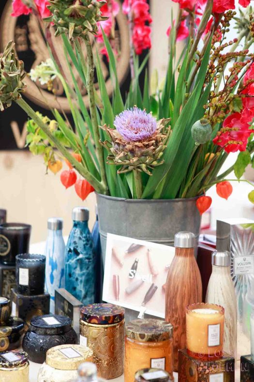 Trends Losse bloemen showup bloemenblog