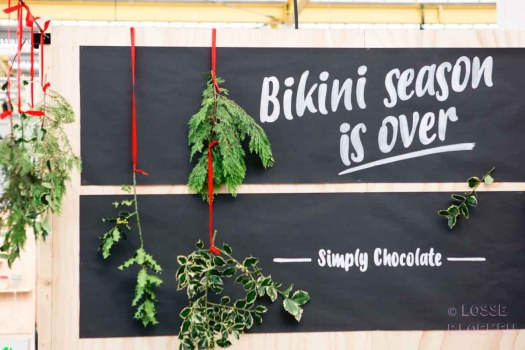 Simply chocolate bikini season is over show-up 2017