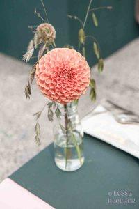 Losse bloemen - dahlia op showup bij keecie