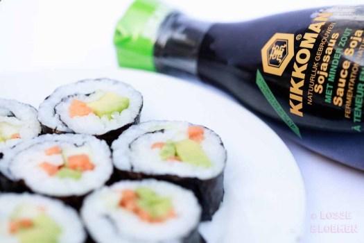 lossebloemen. nl hoe maak ik plantaardige sushi stappenplan sojasaus