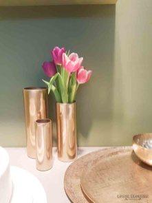 losse bloemen maison & object parijs goud