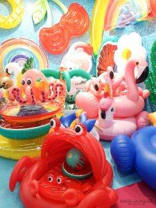 lossebloemen maison et object parijs flamingo zomer