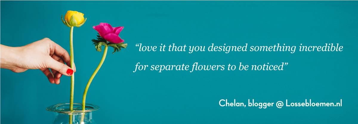 Chelan Quote houseofthol losse bloemen flower contellations horoscoop lossebloemen