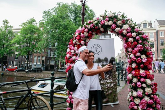 My peony society pioenen pop-up amsterdam 30-05-2018 lossebloemen.nl
