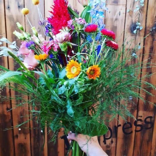 Start with dirt - een dag van het leven van een bloemiste - lossebloemenblog]