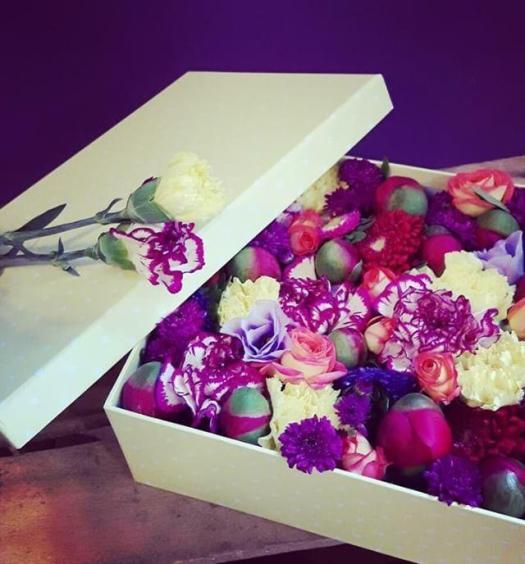 Start with dirt - een dag van het leven van een bloemiste - lossebloemenblog bloemenbox