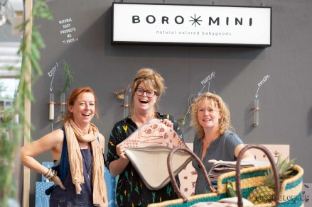Boro mini BORO MINI Showup 2018 Najaar - foto's - lossebloemen