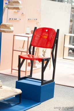 ArenA stoel Studio hamerhaai Showup 2018 Najaar - foto's - lossebloemen-633
